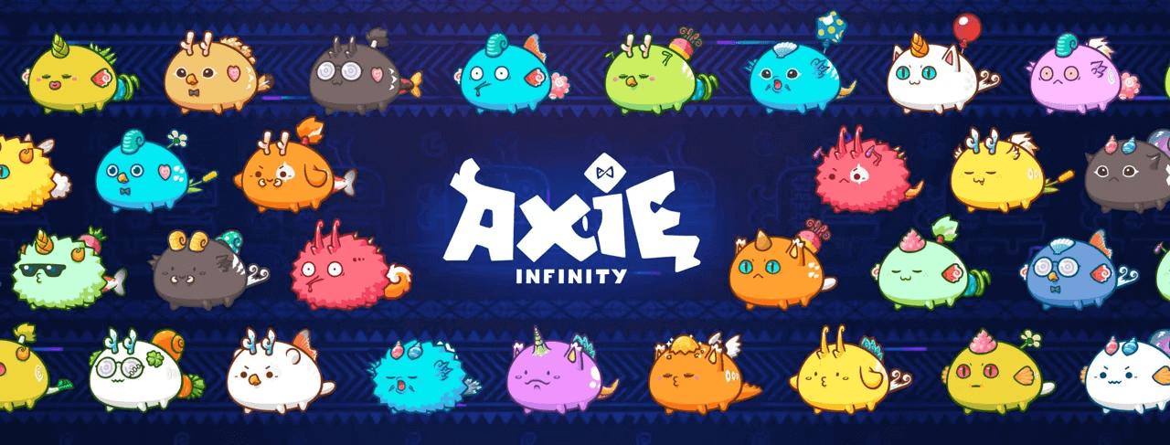 Axie Infinity #1