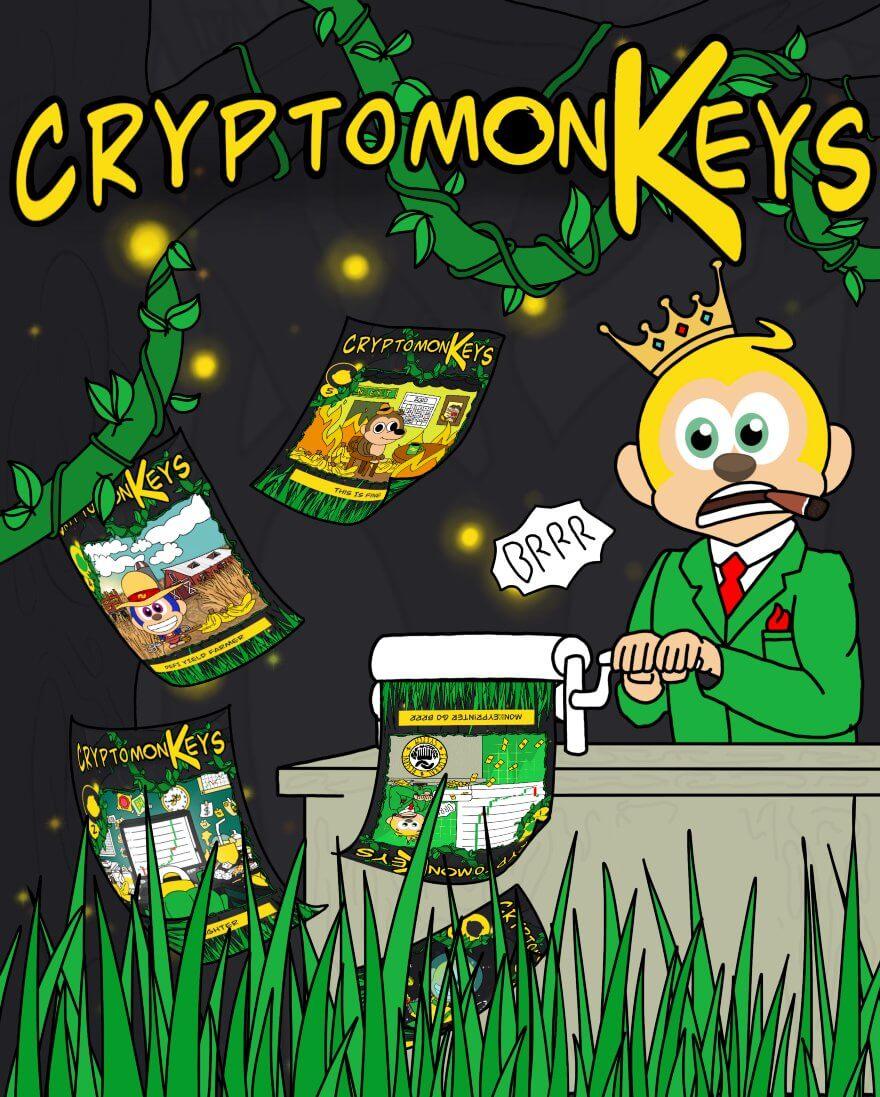 cryptomonKeys