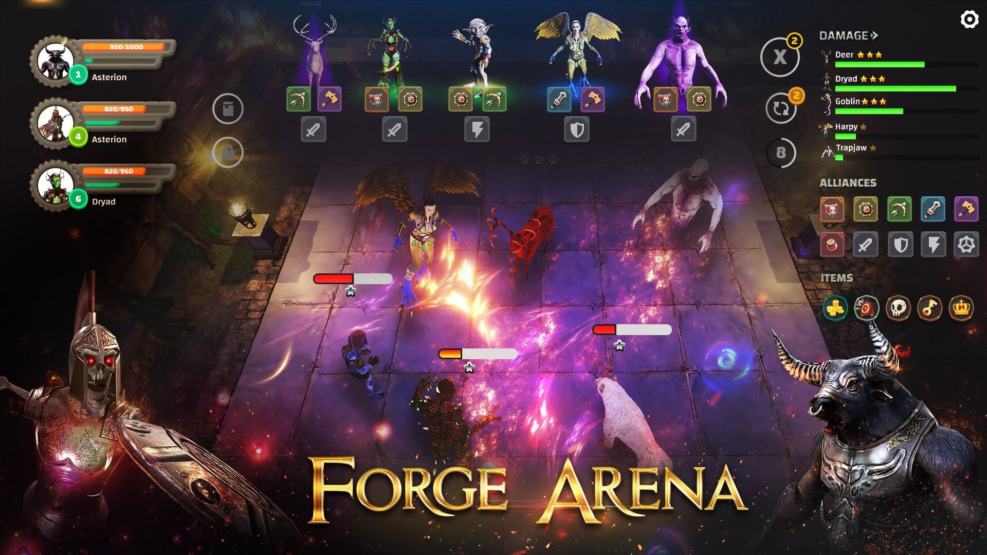 Forge Arena