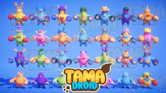 TamaDROID