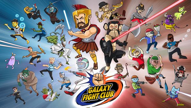 Galaxy Fight Club